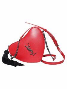 Saint Laurent Heart Shoulder Bag