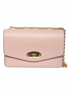 Mulberry Flip Lock Crossbody Bag