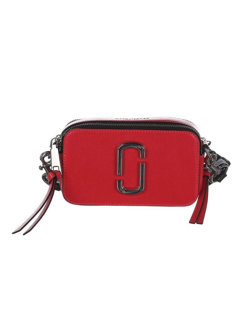 Marc Jacobs Logo Snapshot Shoulder Bag