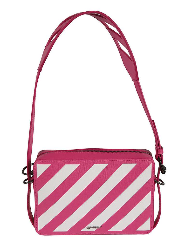 Off-white Striped Belt Bag