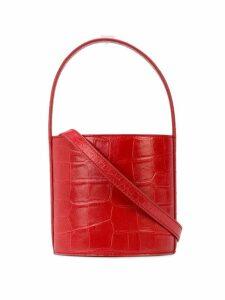 Staud Bissett bucket bag - Red