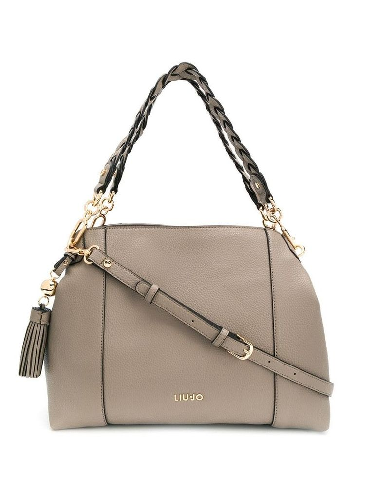 Liu Jo classic tote bag - Grey
