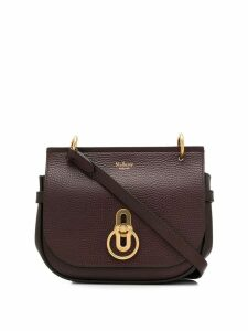Mulberry small Amberley crossbody bag - Brown