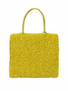 Anteprima standard medium wirebag tote - Yellow