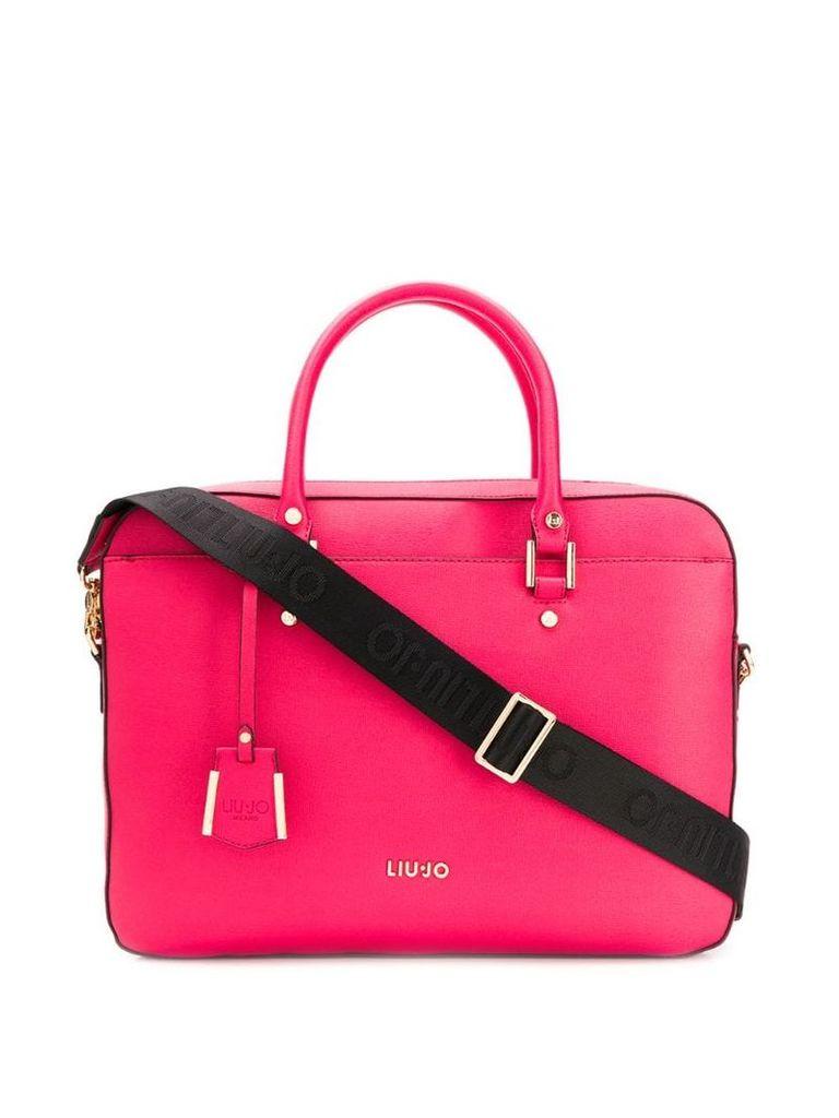 Liu Jo Azalea laptop bag - Pink