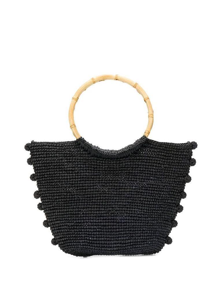 Sensi Studio medium tote bag - Black
