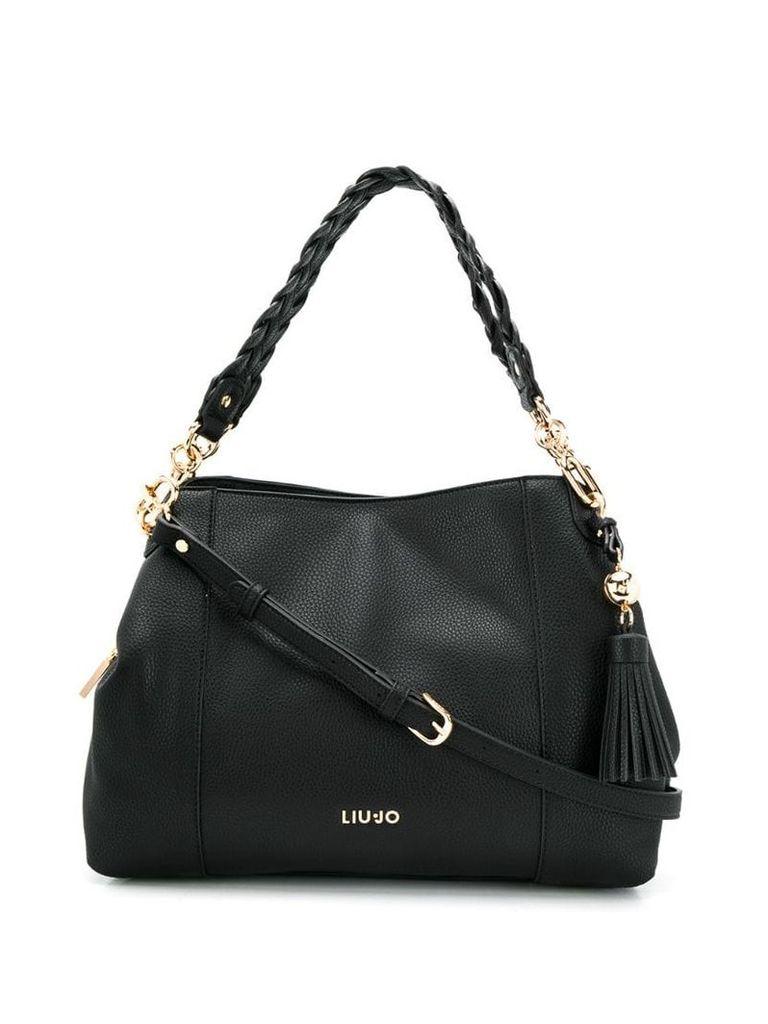 Liu Jo large tote bag - Black