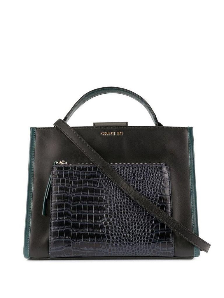 Cerruti 1881 small tote bag - Black