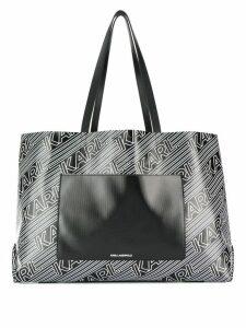 Karl Lagerfeld Karlifornia shopper - Black