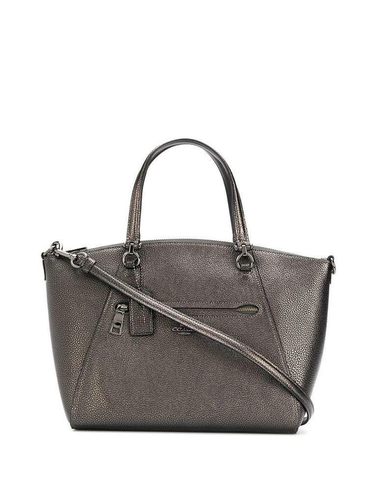 Coach zipped tote - Black