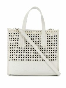Corto Moltedo small shopper tote - White