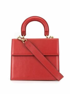 0711 Bea small tote bag - Red