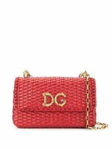 Dolce & Gabbana DG shoulder bag - Red