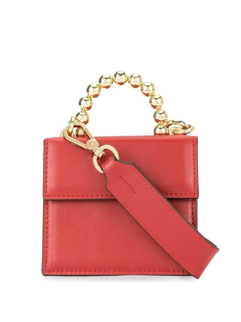 0711 Baby Bea mini bag - Red