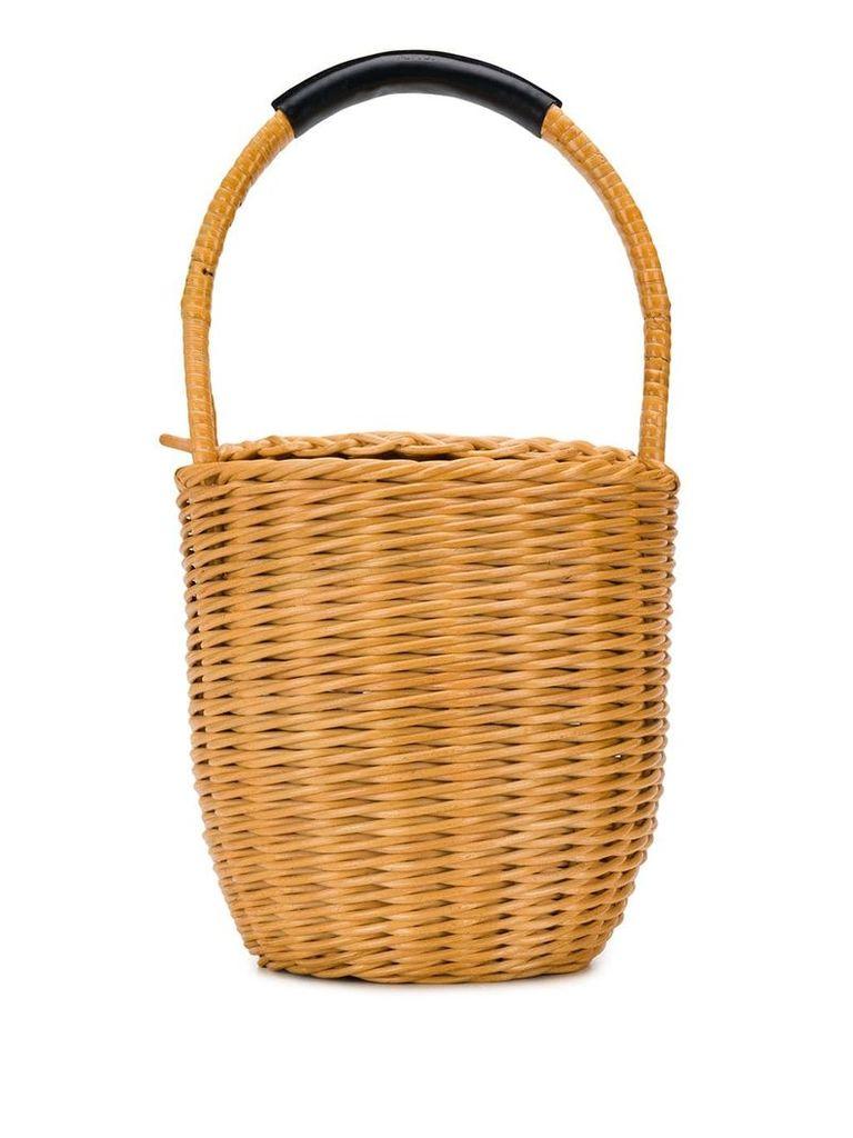A.P.C. Jeanne tote bag - Neutrals
