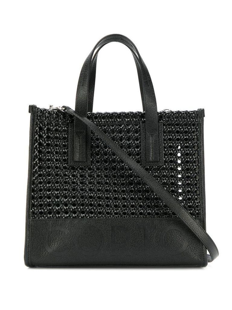 Corto Moltedo small shopper tote - Black