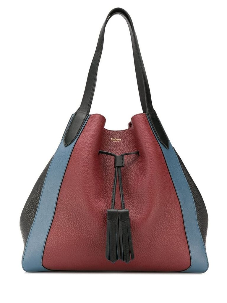 Mulberry Millie tote bag - Red