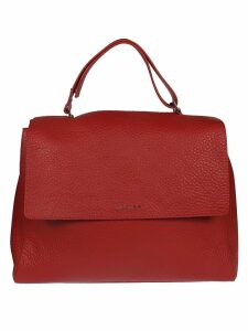 Orciani Top Flap Tote