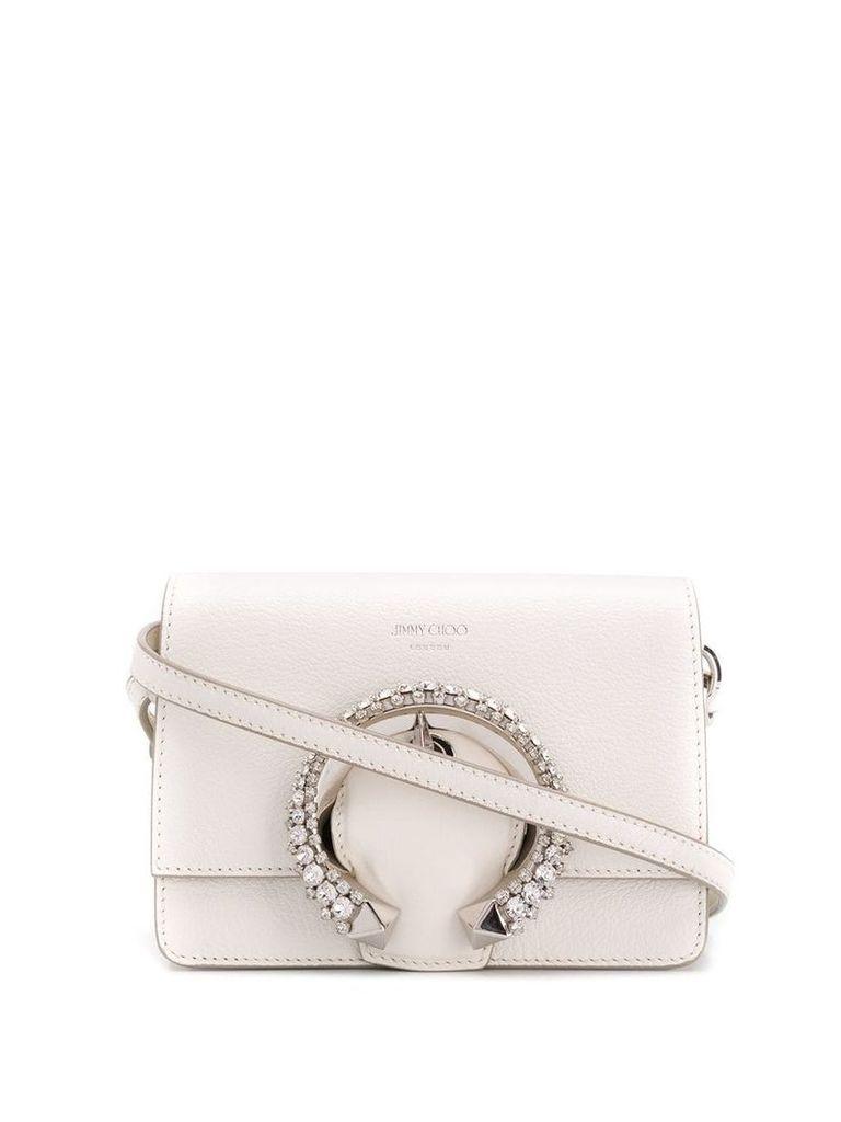 Jimmy Choo Madeline shoulder bag - Neutrals