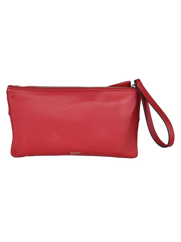 Valentino Bow Front Clutch