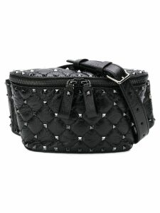 Valentino Valentino Garavani Rockstud waist bag - Black