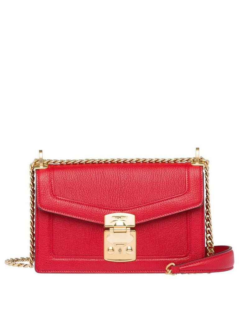 Miu Miu Miu Confidential bag - Red