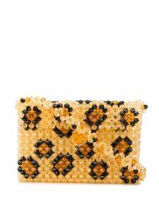 Susan Alexandra Rawr crossbody bag - Neutrals