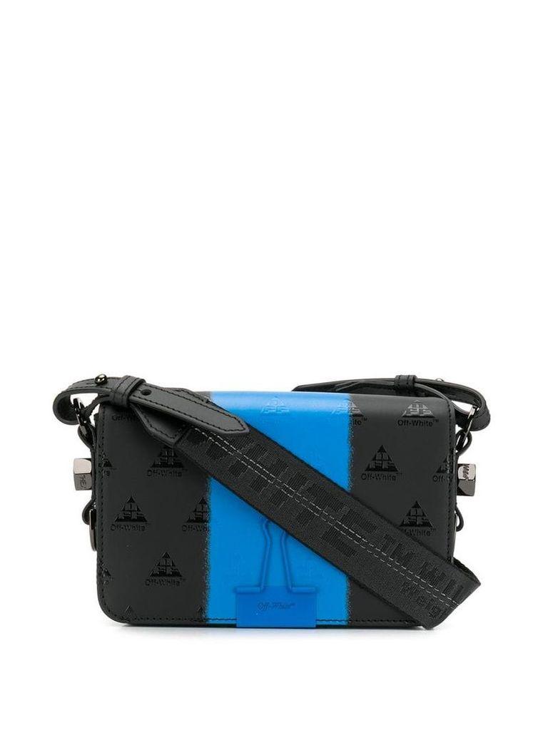 Off-White Binder Clip shoulder bag - Black