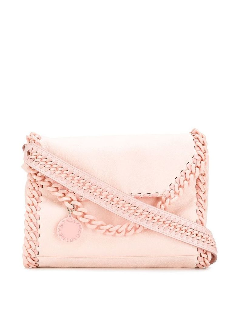 Stella McCartney chain shoulder bag - Pink