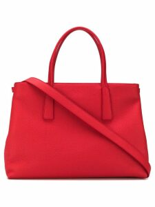 Zanellato large tote bag - Red
