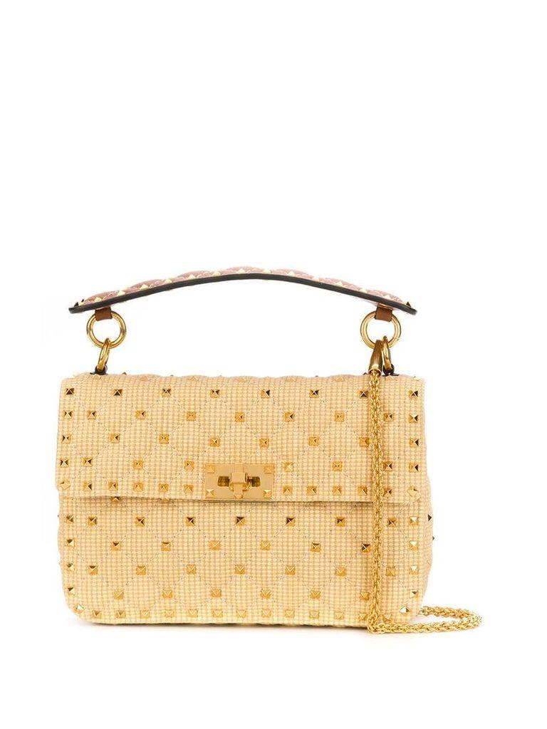 Valentino Valentino Garavani Rockstud Spike bag - Neutrals