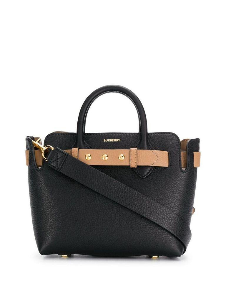 Burberry small Belt bag - Black