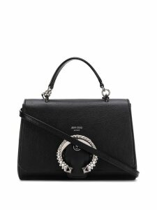 Jimmy Choo Madeline top handle bag - Black