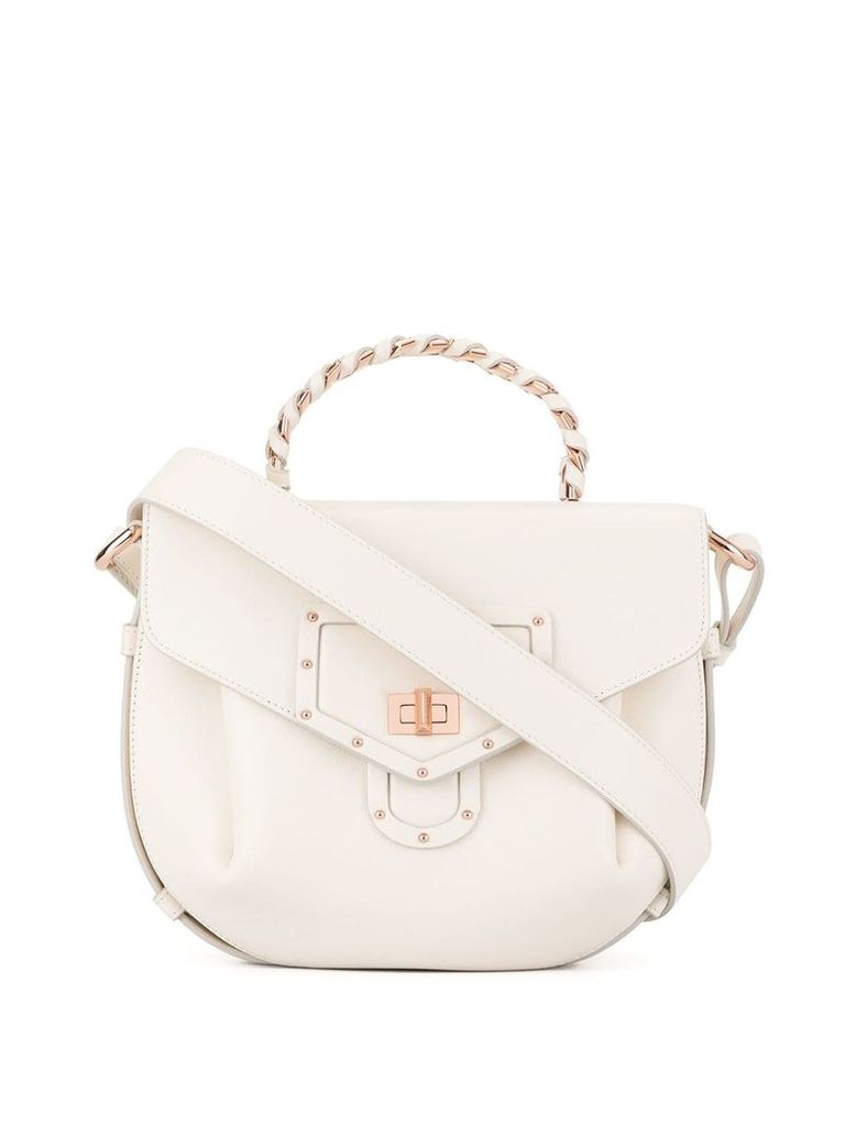 Roberto Cavalli cross body bag - White