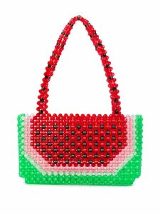 Susan Alexandra Watermelon Dream tote bag - Red