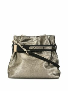 Lanvin buckled pouch bag - Green