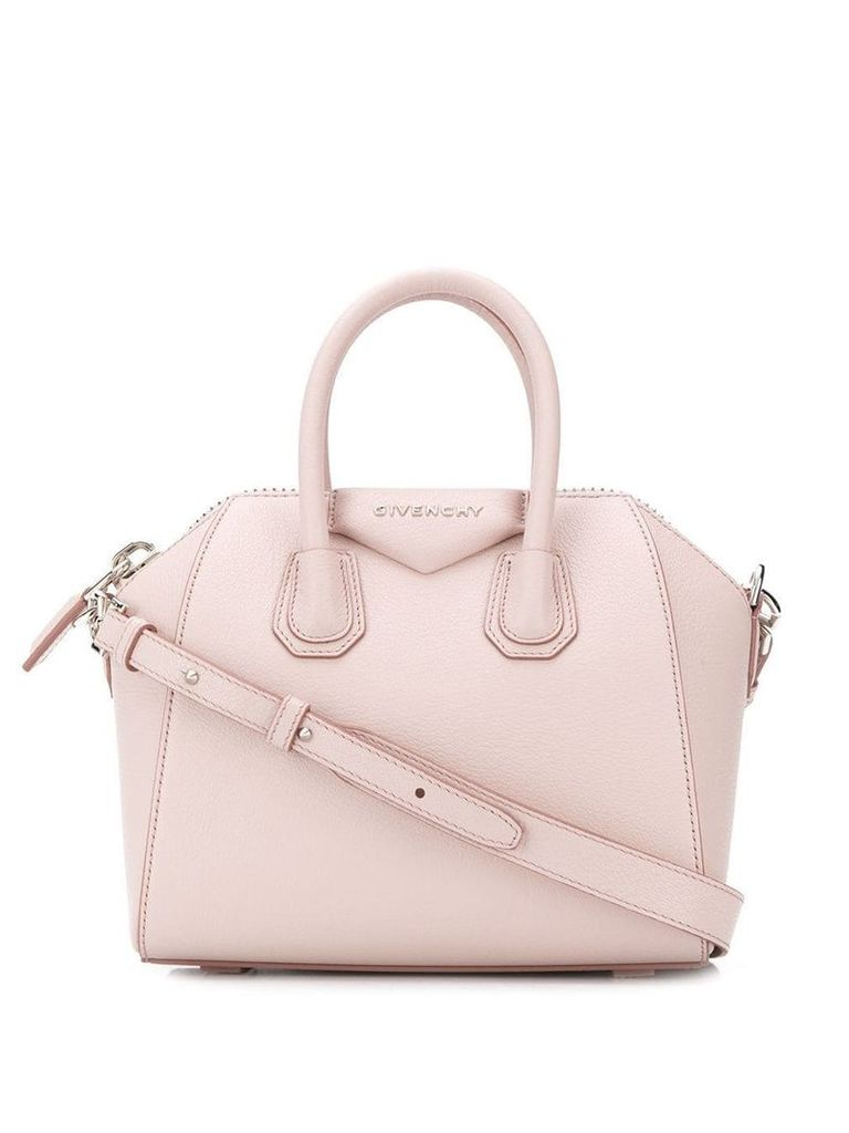 Givenchy small antigona tote bag - Pink