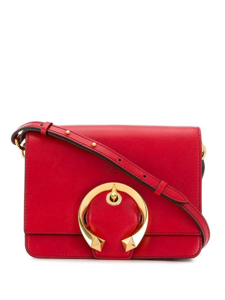 Jimmy Choo Madeline shoulder bag - Red