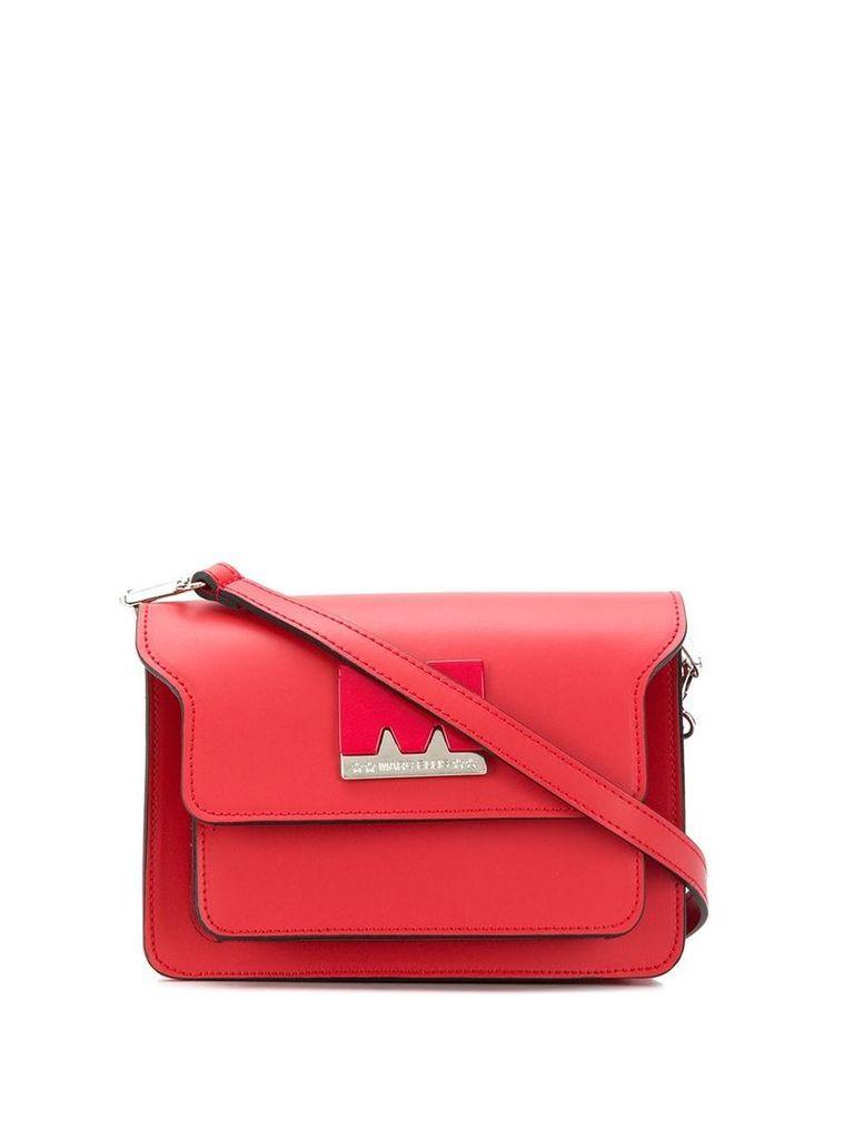 Marc Ellis Debra cross body bag - Red