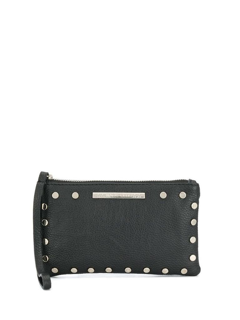 Marc Ellis Nora clutch bag - Black