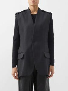Dodo Bar Or - Adeline Fish Net Dress - Womens - Black
