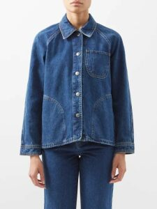 Norma Kamali - Fringed Pencil Skirt - Womens - Black