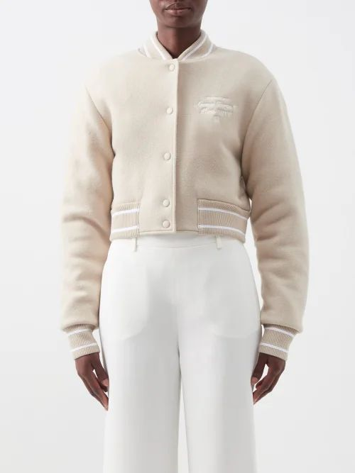 Raey - V Neck Crinkled Silk Midi Slip Dress - Womens - Orange
