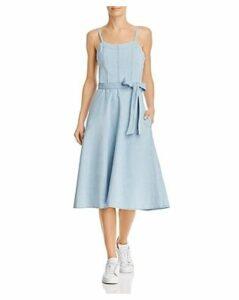 Ag Giselle Denim Dress