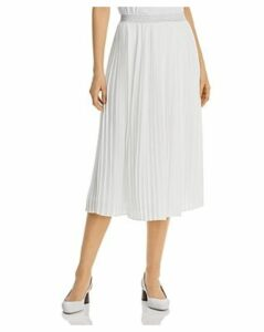 Basler Pleated Midi Skirt