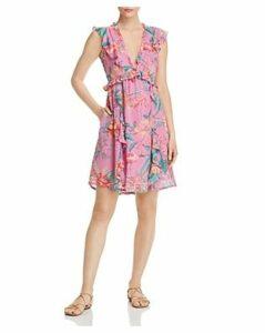 Banjanan Dandy Floral Silk Dress