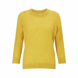 Jigsaw Wide Rib Slouchy Jumper