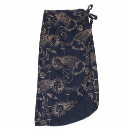 McIndoe Design - Night Sky Wrap Skirt