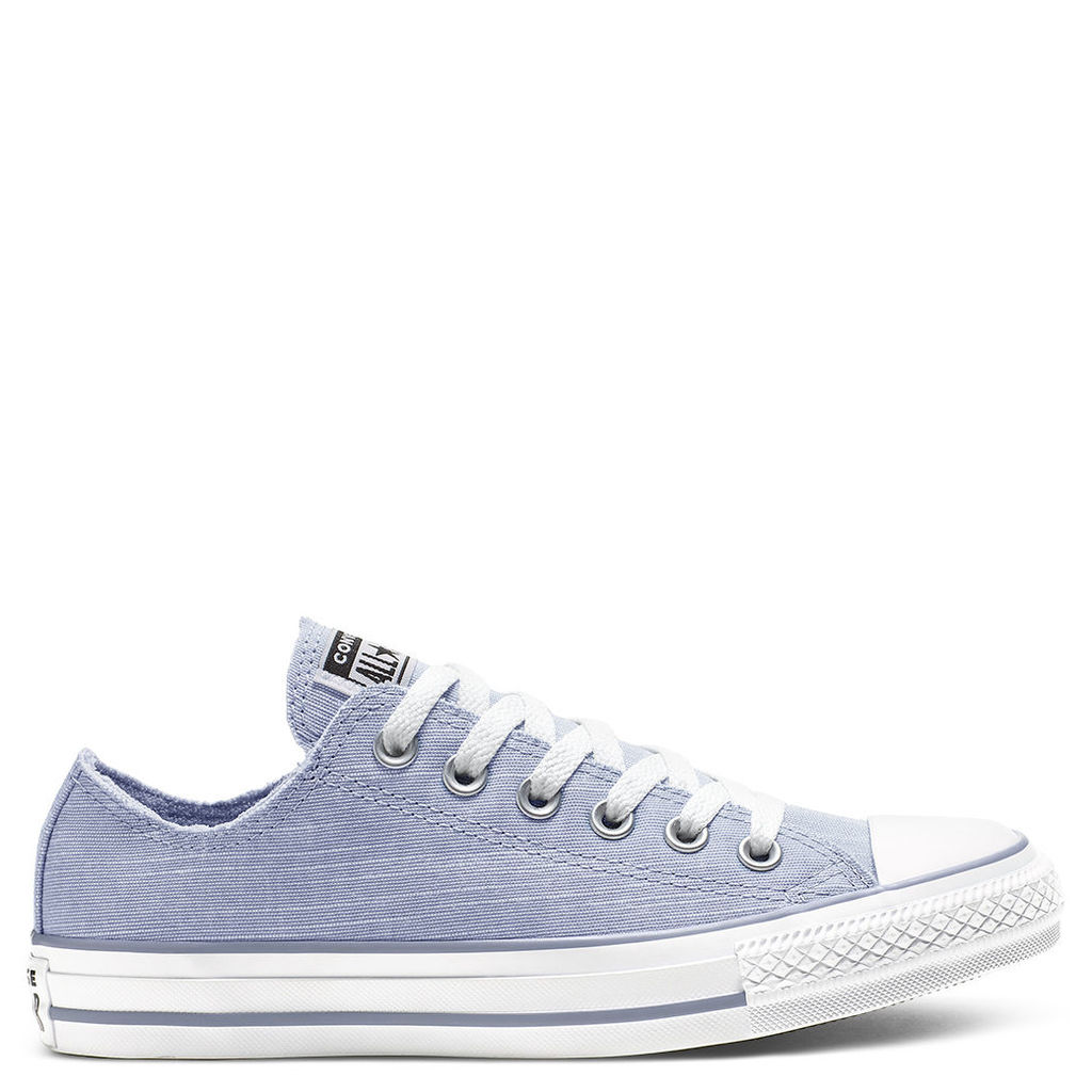 Chuck Taylor All Star Frayed Lines Low Top