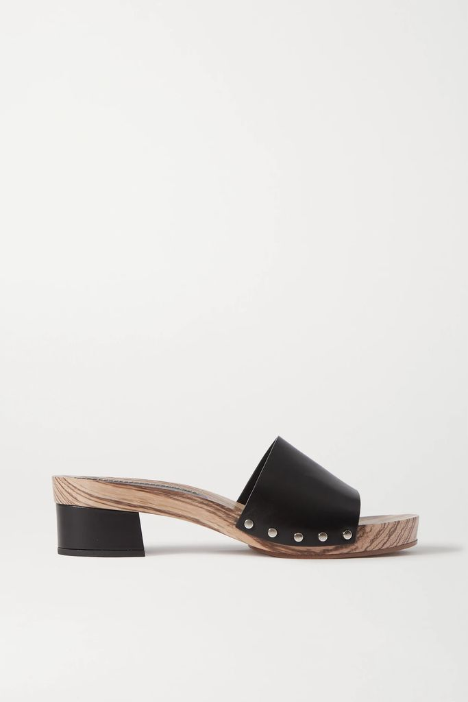 Isabel Marant - Lazalea Floral-print Cotton-voile Mini Pareo - Black